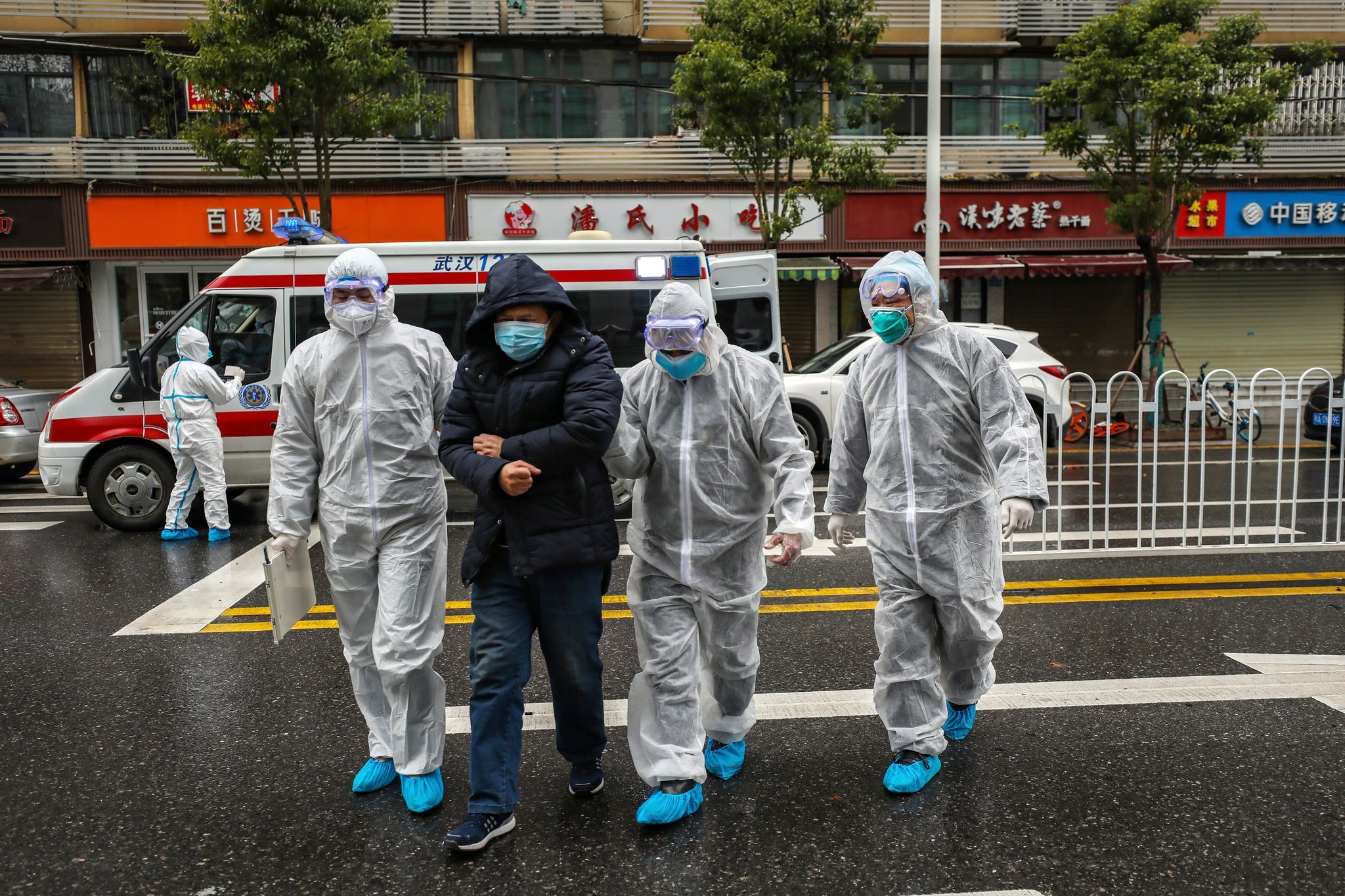 Coronavirus Spreads Across All Of China As Death Toll Rises To 170