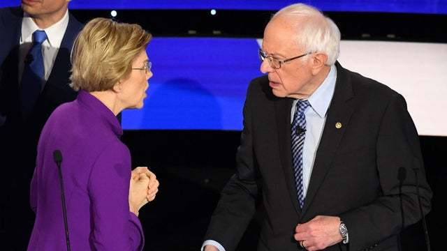 Op-ed: Should Progressives Be Blamed For Sanders' Sexism Smear?