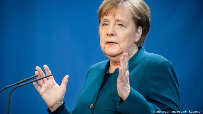 Merkel Issues Relapse Warning To  Nations Considering Lifting Restrictions