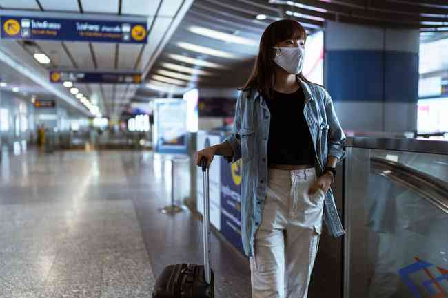 travelling in a pandemic 2