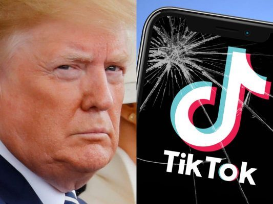 What's The Deal With Trump and TikTok?