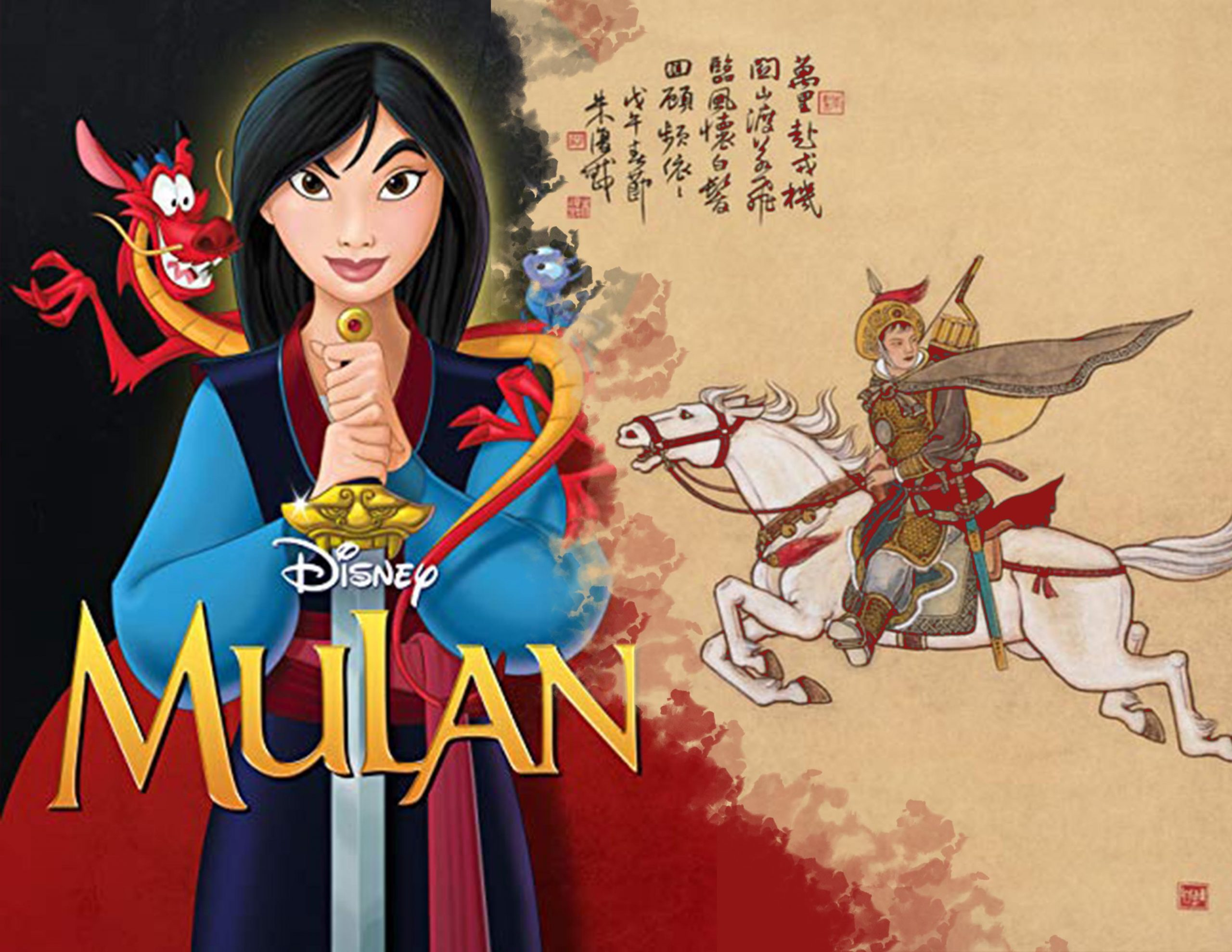 Was Mulan based on a Real Person? – A Disney History Lesson