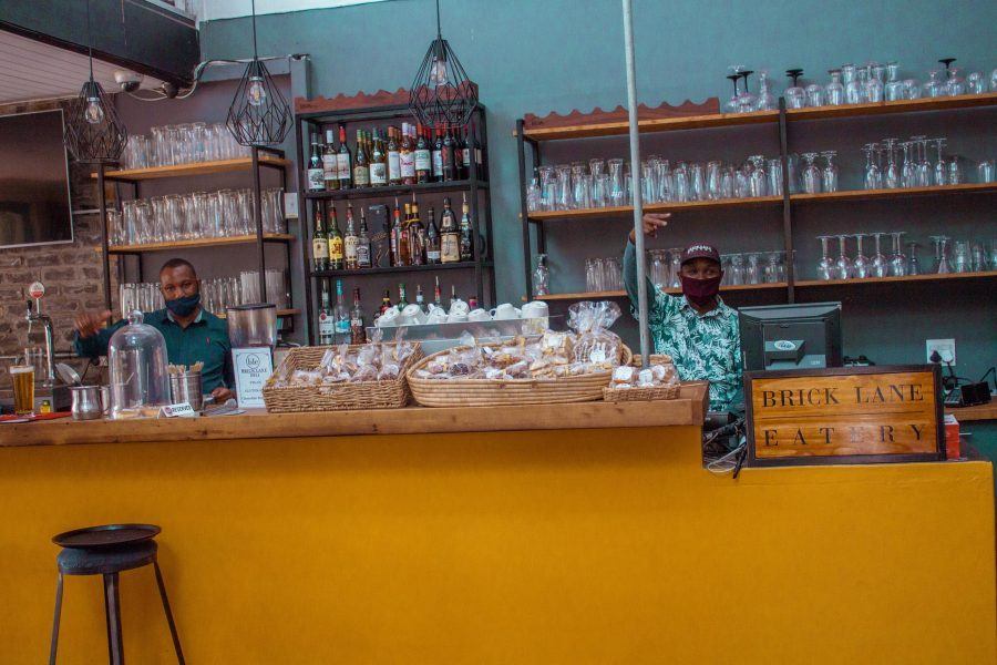 Brick Lane Eatery: For Business or Pleasure