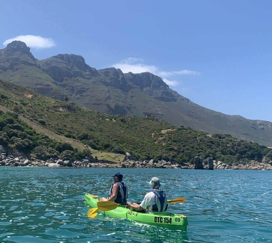 Kayak Adventures: See Cape Town from the Sea!